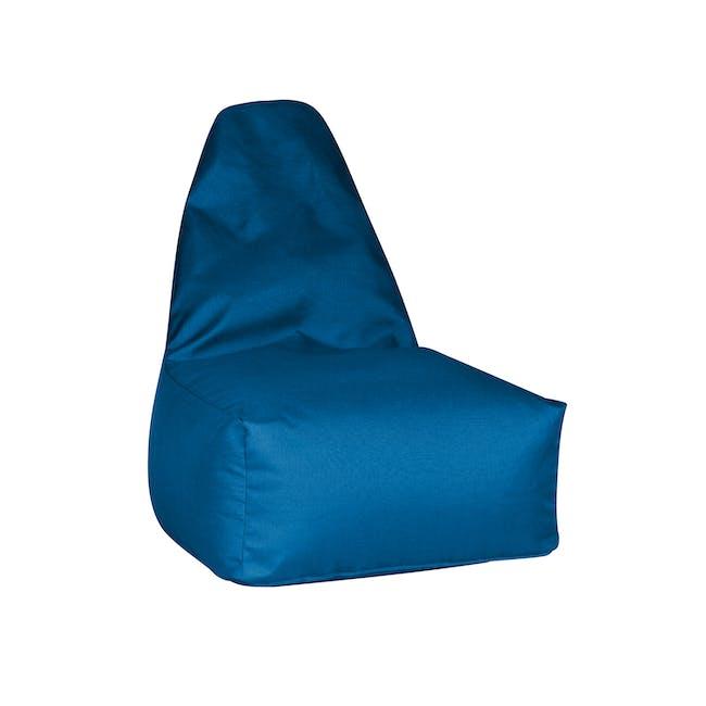 Milly Bean Bag - Blue - 0