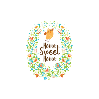 Home Sweet Home Canvas Art Print - Image 2