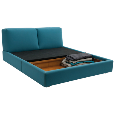 Dante Queen Bed - Clover - Image 2