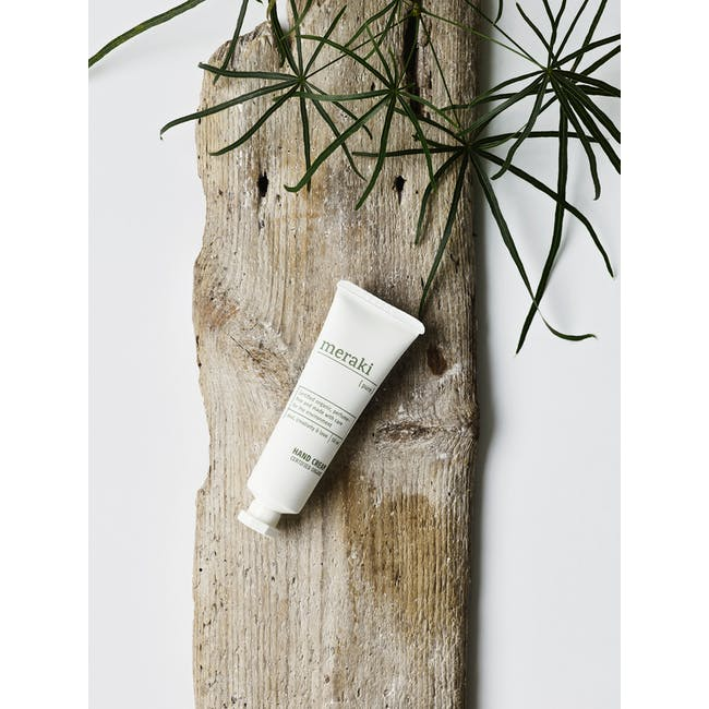 Pure Organic Hand Cream (For Sensitive Skin) - 2