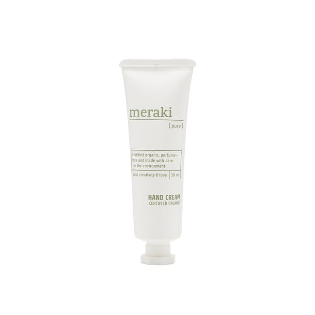 Pure Organic Hand Cream (For Sensitive Skin) - 0