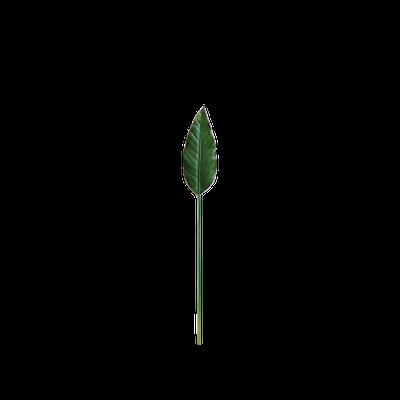 Faux Paradisiaca Leaf - Small - Image 1
