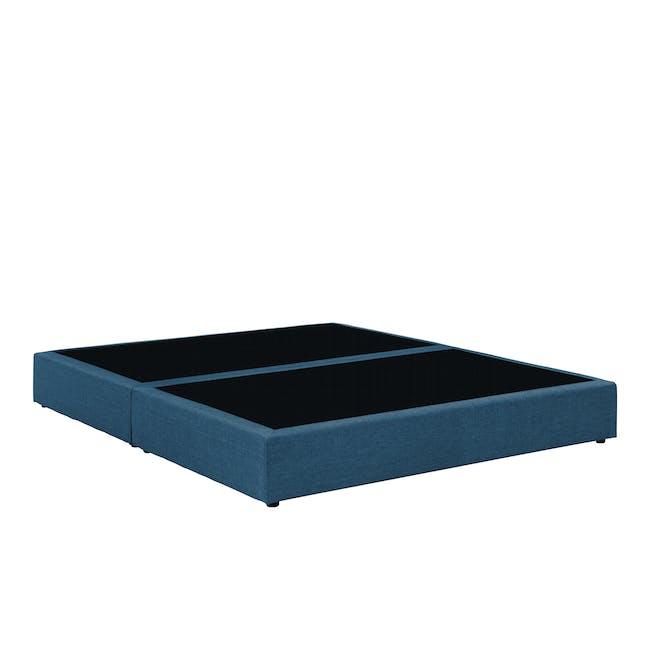 ESSENTIALS King Box Bed - Denim (Fabric) - 2