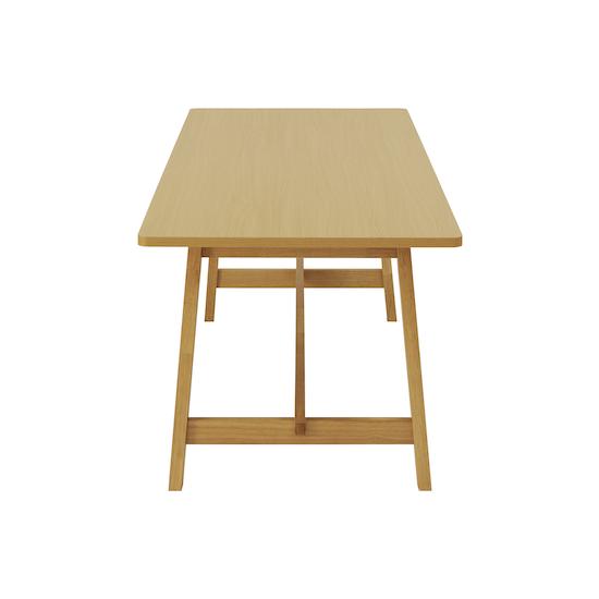 Malmo - Haynes Table 2.2m - Oak