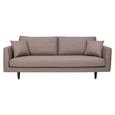 Colin 3 Seater Sofa - Desert Brown - Image 1
