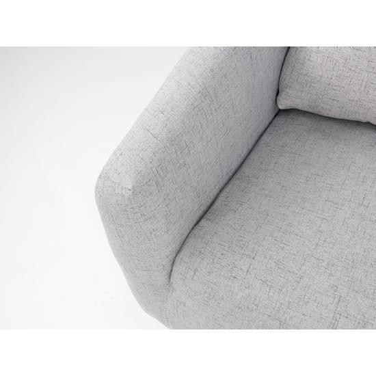 Norden - Hana Armchair- Light Grey