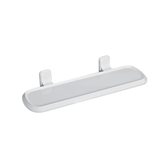 Command™ Primer Bathroom Shelf - 0
