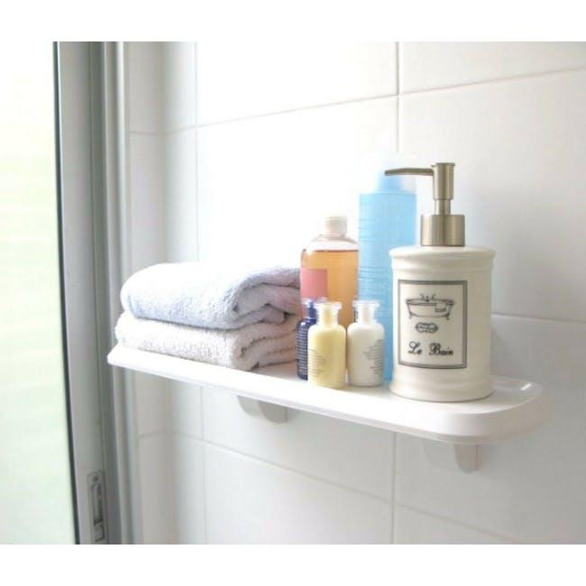 Command™ Primer Bathroom Shelf - 5