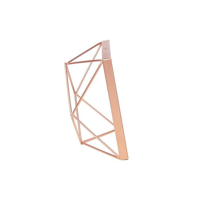 Prisma Square Photo Display - Copper - 2