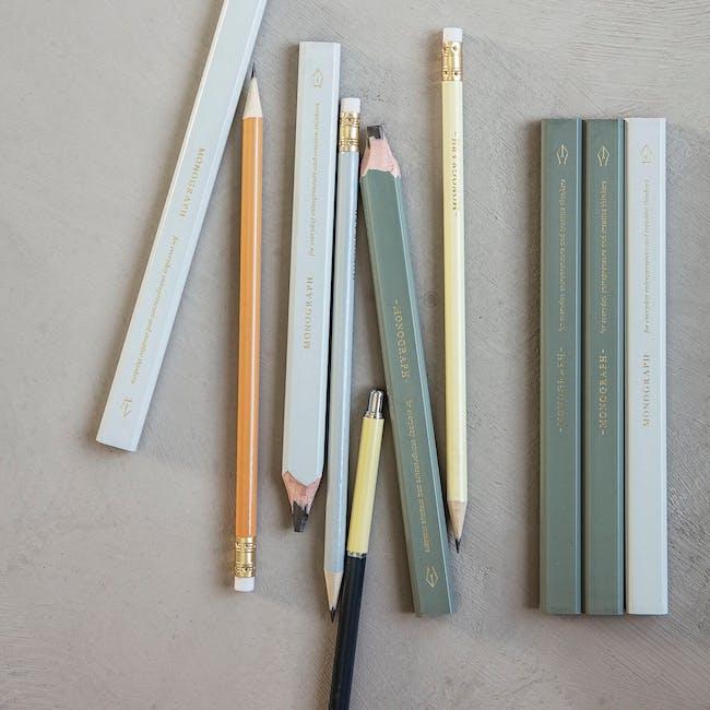 Mechanical Push Pencils (Set of 3) - 2