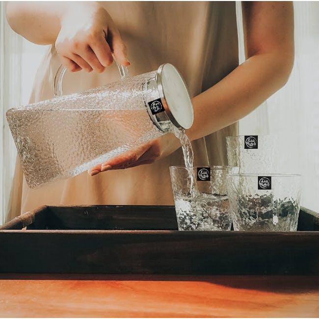 Table Matters Tsuchi Drinking Glass (2 Sizes) - 3