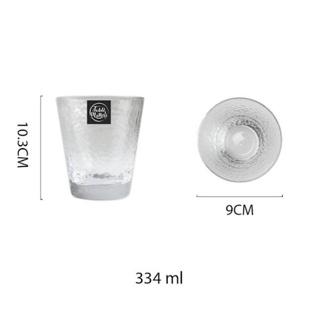 Table Matters Tsuchi Drinking Glass (2 Sizes) - 5