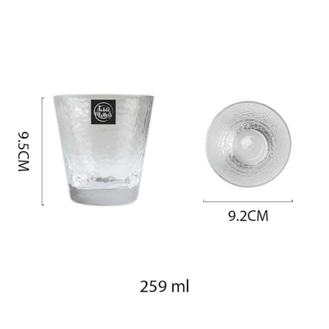 Table Matters Tsuchi Drinking Glass (2 Sizes) - 6