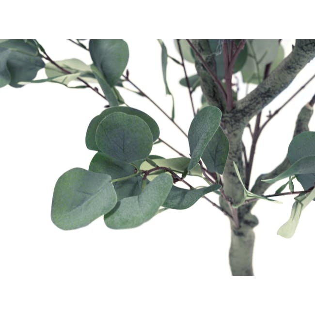 Potted Faux Eucalyptus Tree 160 cm - 1