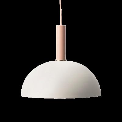 Erin Pendant Lamp - Pink,Light Grey - Image 1