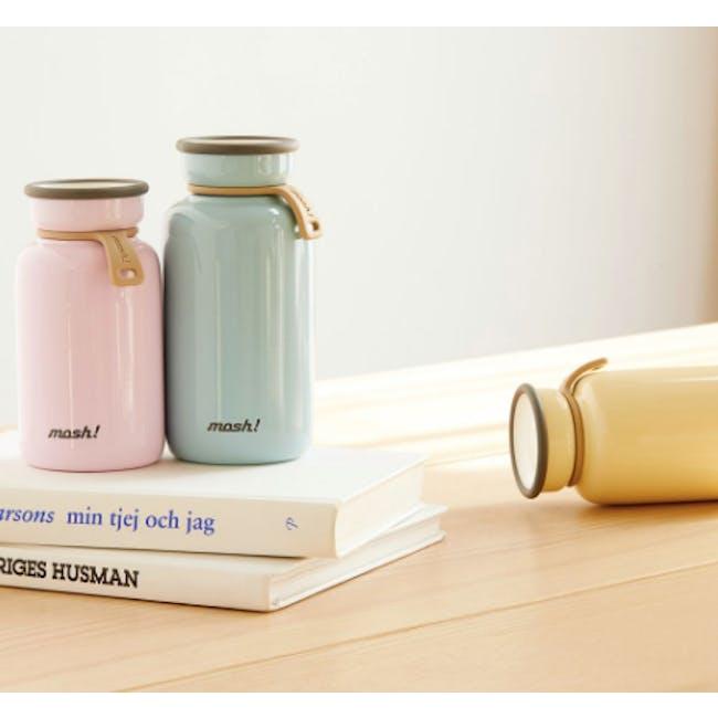 MOSH! Latte Bottle 450ml - Turquoise - 3
