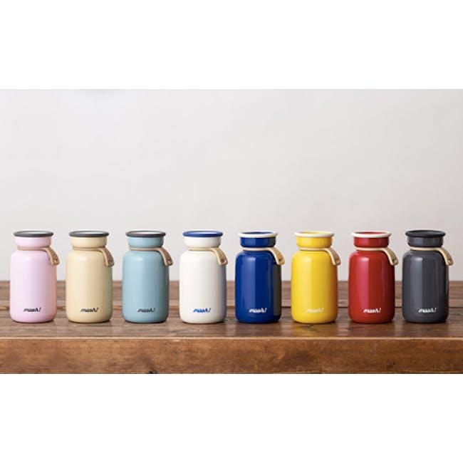 MOSH! Latte Bottle 450ml - Turquoise - 4