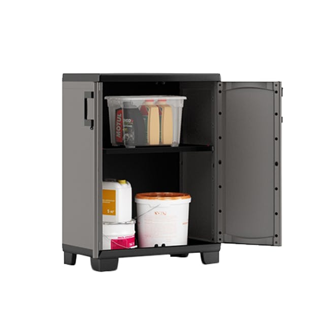 Up Low Cabinet - 1