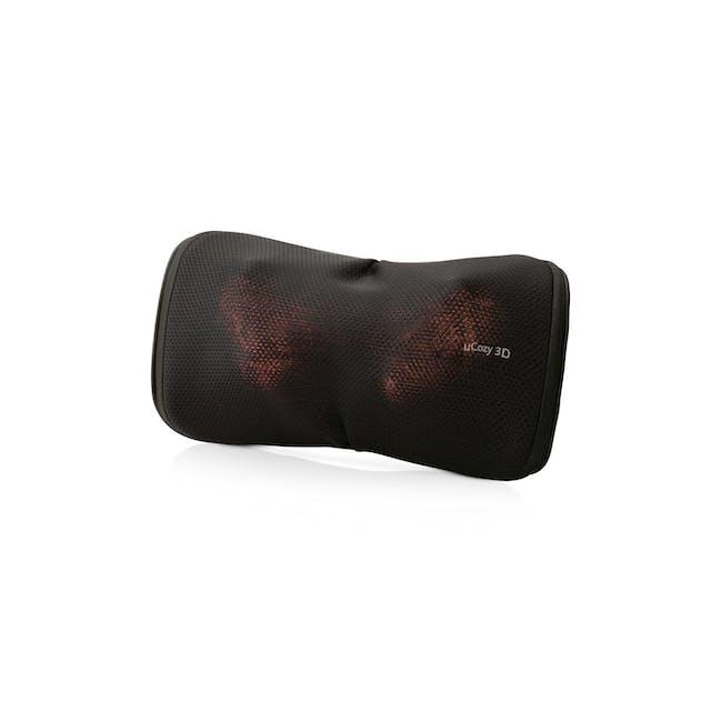 OSIM uCozy 3D Neck & Shoulders Massager - Black - 0