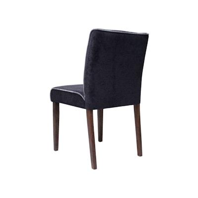 (As-is) Penelope Dining Chair - Dark Grey - 2 - Image 2