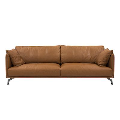 Buy Leather Sofas Online In Singapore Hipvan