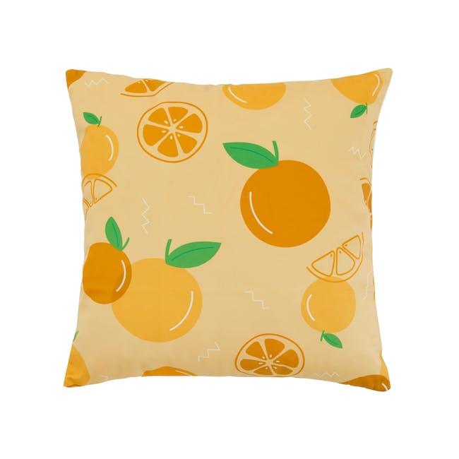 Prosperity Mandarin Orange Cushion Cover - 0