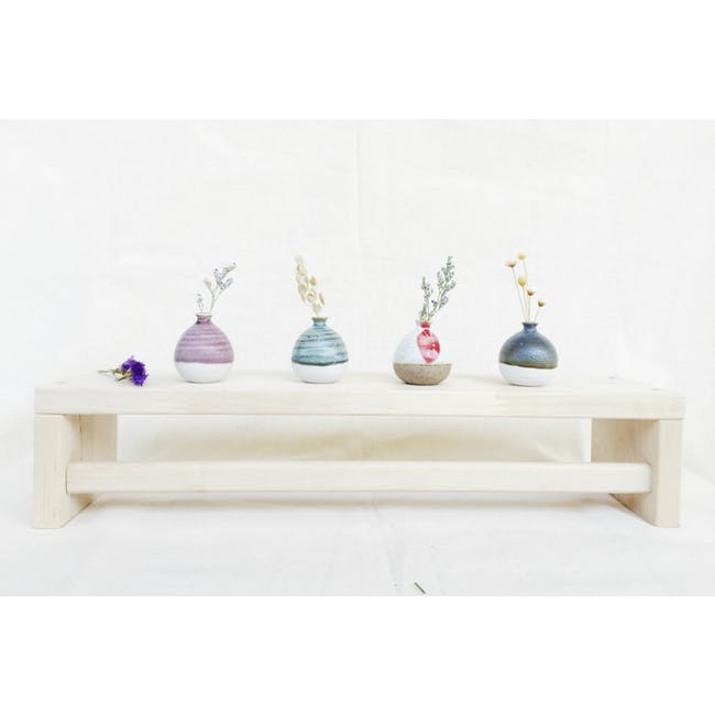 Mini Vase 5 cm - Pastel Green - 2