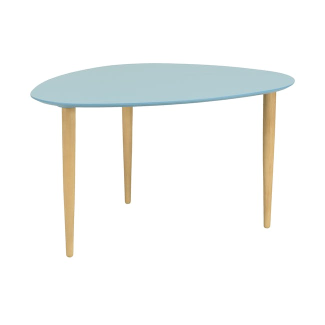 Corey Occasional High Table - Dust Blue - 0