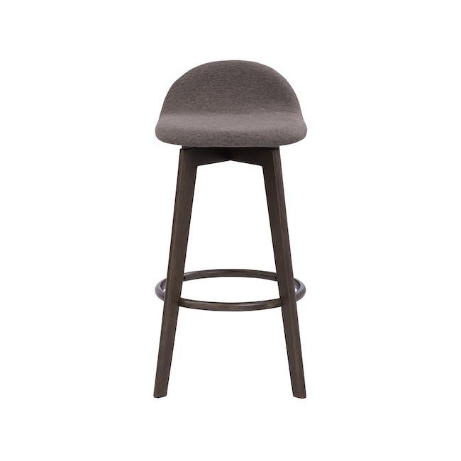 Mora Bar Chair - Chestnut - 1