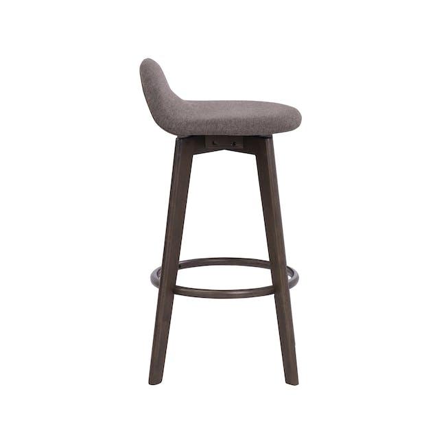 Mora Bar Chair - Chestnut - 2