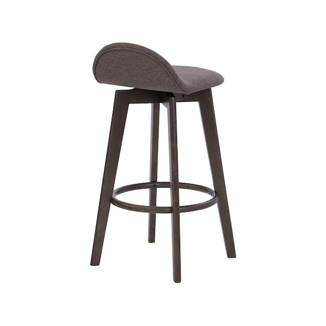 Mora Bar Chair - Chestnut - 3