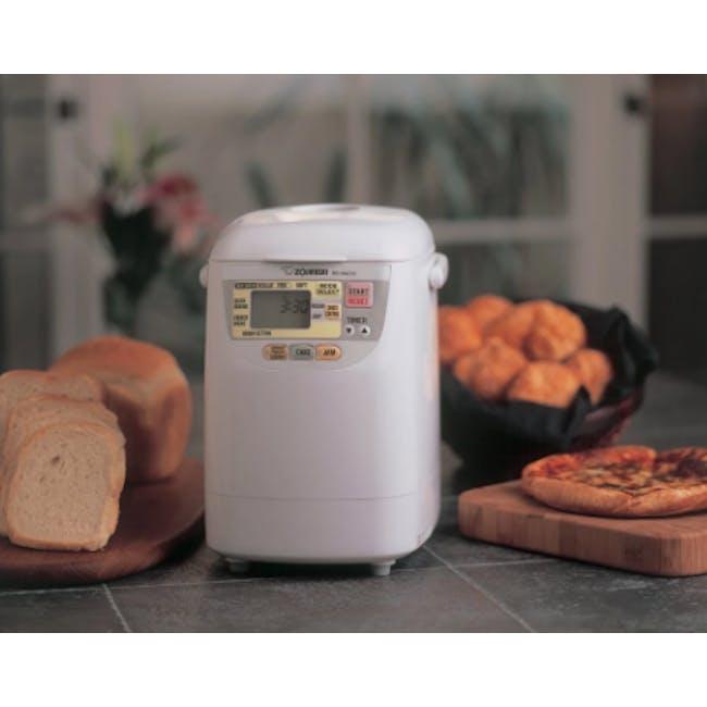 Zojirushi 500g Bread Maker - White - 1
