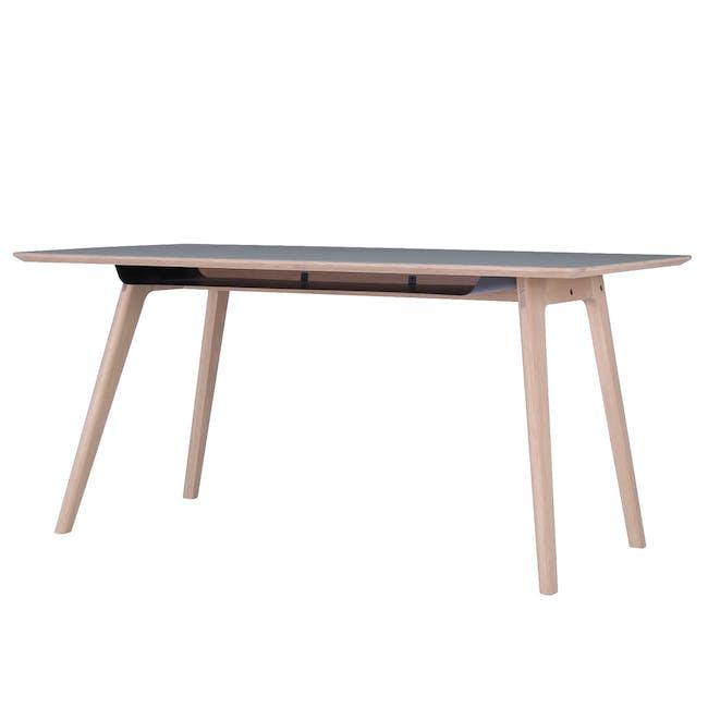 Tyrus Study Table 1.6m - Seaweed Green - 0
