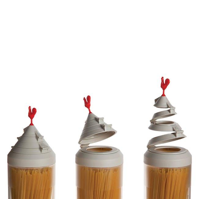 Spaghetti Tower Pasta Dispenser - 1