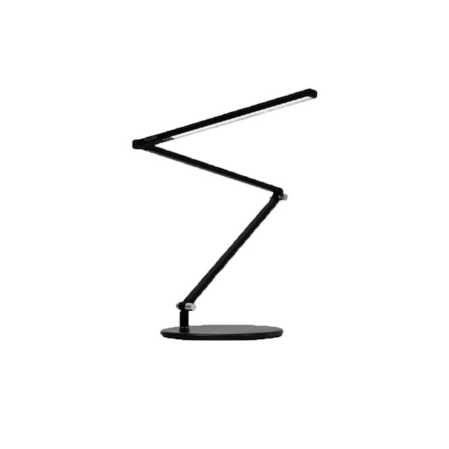Koncept Z-Bar Slim LED Desk Lamp - Black - 0