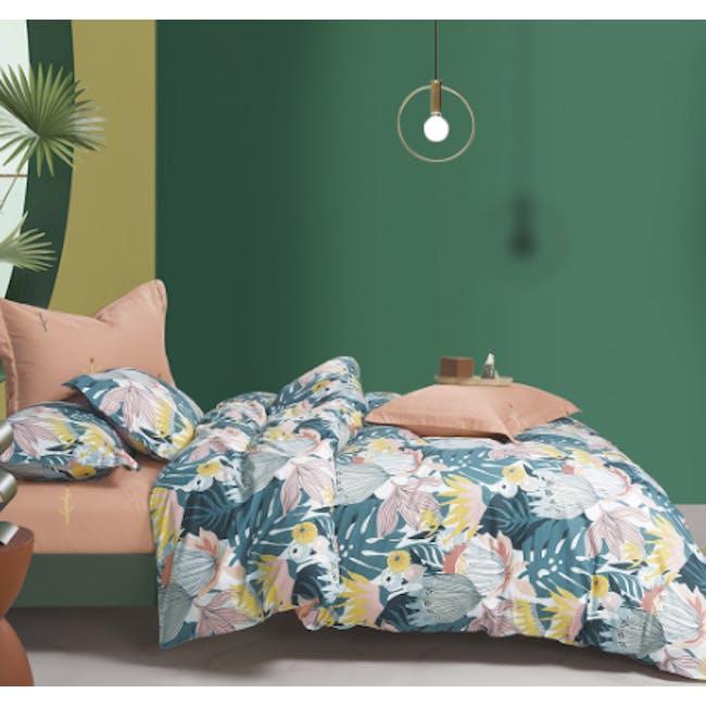 Glenmore 5-pc Bedding Set (2 Sizes) - 0