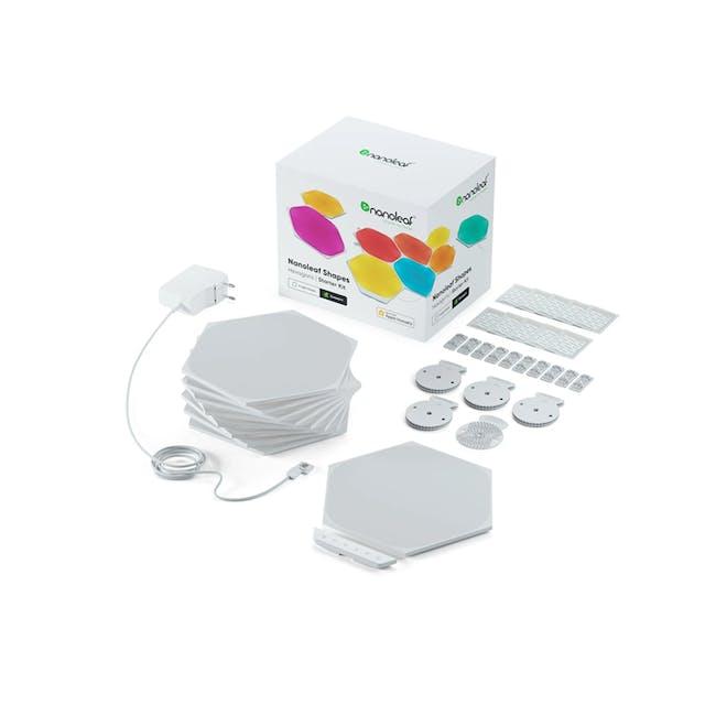 Nanoleaf Shapes - Hexagons Smarter Kit (9 panels) - 0