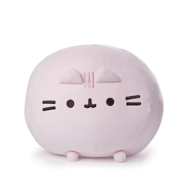 Gund Pusheen Round Squisheen Pink - 11 Inches - 0
