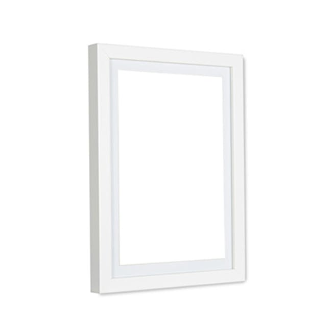 A1 Size Wooden Frame - White - 0