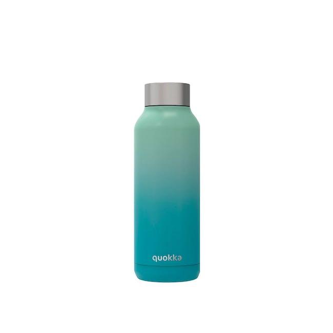 Quokka Stainless Steel Bottle Solid - Seafoam 510ml - 0