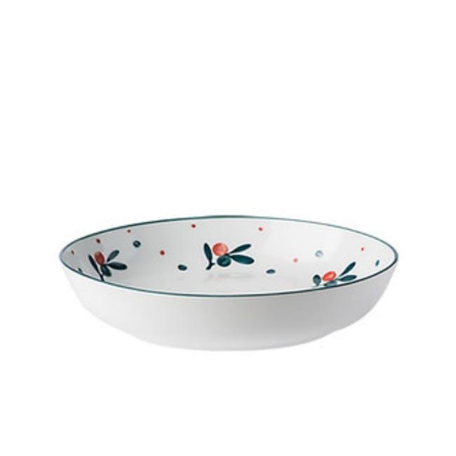 Spring Cherry Pasta Plate (Set of 2) - 0