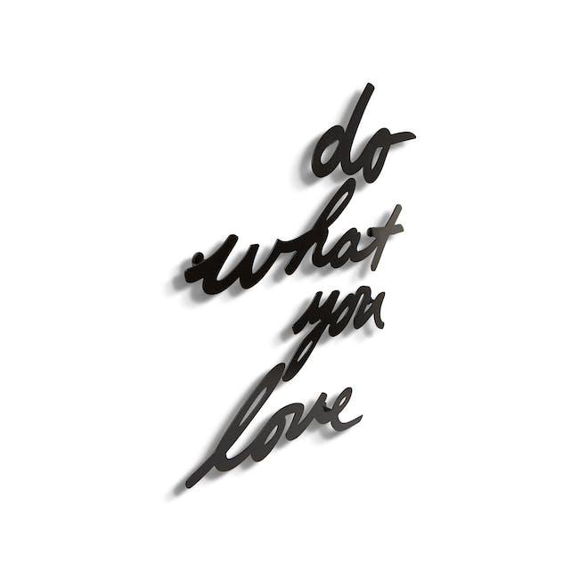 Mantra Love V.2 Wall Decor - 1