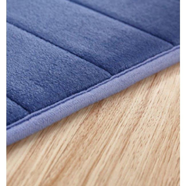 Essentials Memory Foam Floor Mat - Indigo - 5