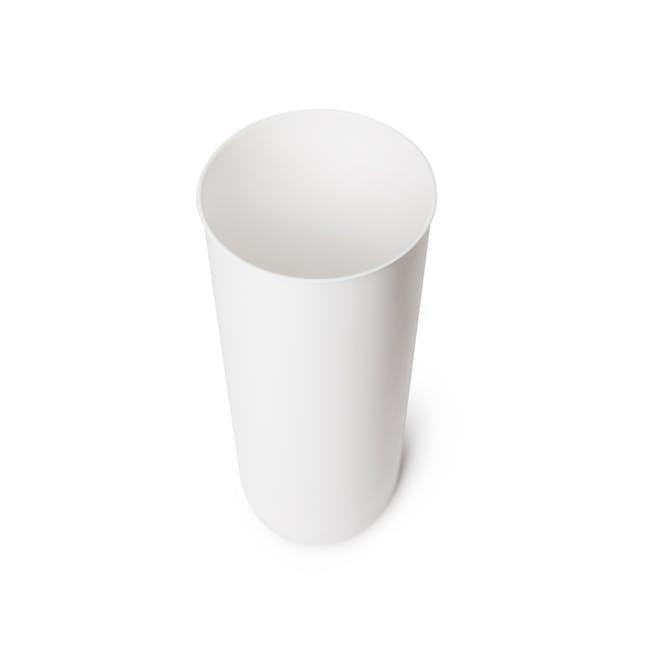 Portaloo Toilet Paper Stand with Storage - White - 5