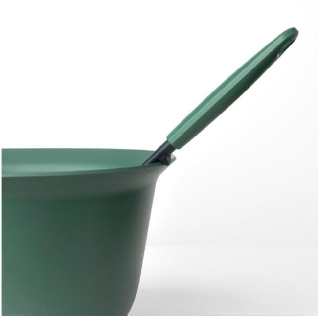 Tasty+ Whisk & Draining Spoon - Fir Green - 4