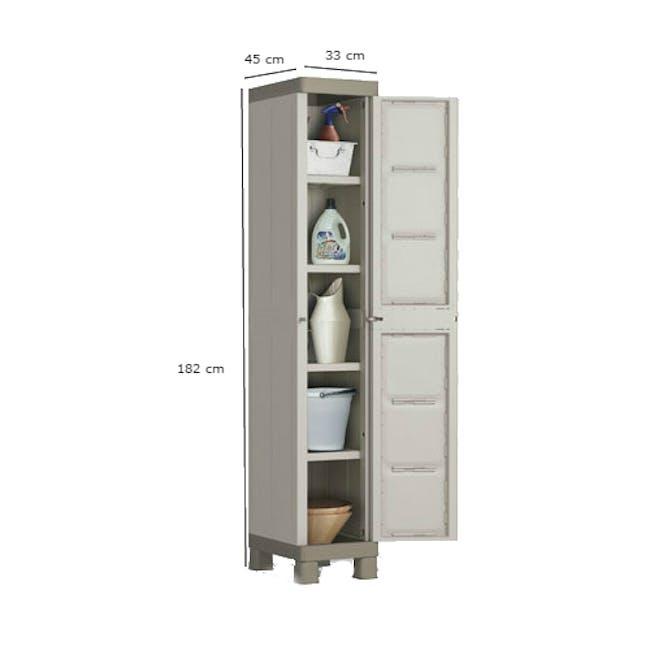 Excellence 1 Door Cabinet - 3