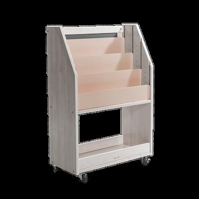 Julian Bookshelves - Whitewash, Blush - Image 2