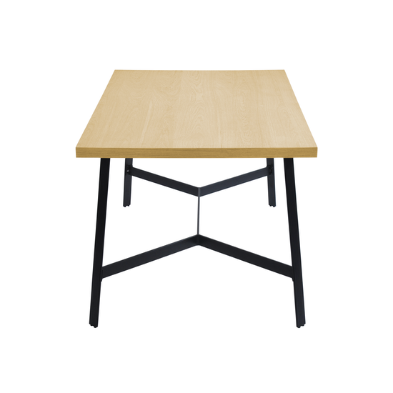 SourceByNet - Brittany Dining Table 1.6m - Oak