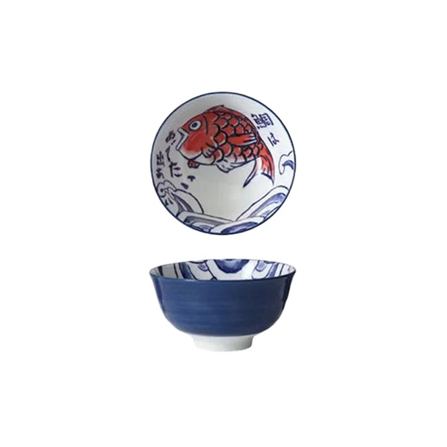 Table Matters Red Tai Bowl (4 Sizes) - 0
