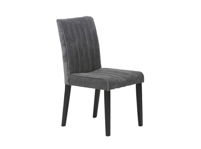 Amos Dining Chair - Black, Ash